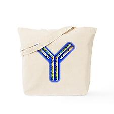 Cute Antibody Tote Bag