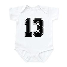 13 Infant Bodysuit