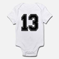 13 Infant Bodysuit