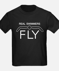 Real Swimmers FLY T