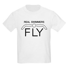 Real Swimmers FLY T-Shirt