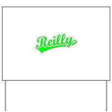 Retro Reilly (Green) Yard Sign
