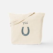 yili Tote Bag