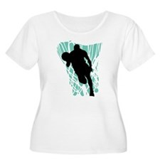 Basketball Silhouette T-Shirt
