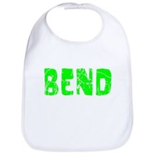 Bend Faded (Green) Bib