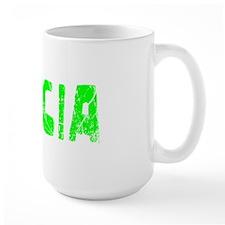 Benicia Faded (Green) Mug