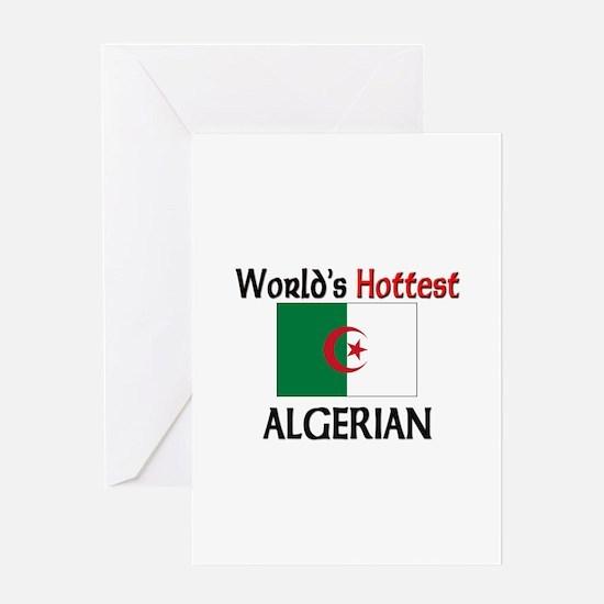 World's Hottest Algerian Greeting Card