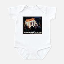 The Cabinet of Dr. Caligari Infant Bodysuit
