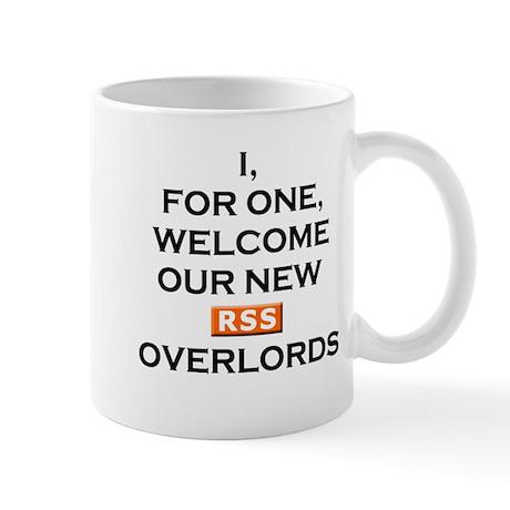RSS Overlords Mug