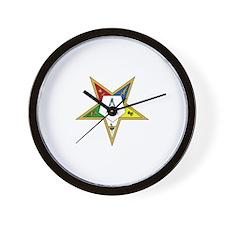 Worthy Patron Wall Clock