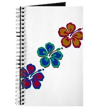 Draping Hibiscus Journal