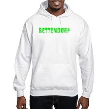 Bettendorf Faded (Green) Hoodie