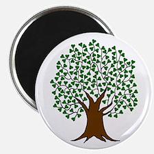 "Tree of Love 2.25"" Magnet (100 pack)"