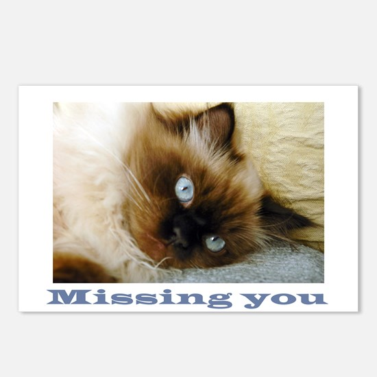 Missing You Postcards (Package of 8)