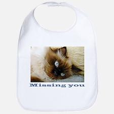 Missing You Bib