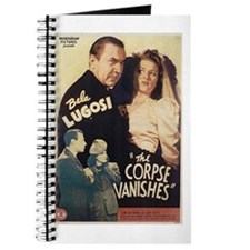 The Corpse Vanishes Journal