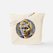 Unique Curie Tote Bag