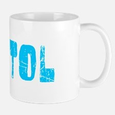 Bristol Faded (Blue) Mug