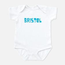 Bristol Faded (Blue) Infant Bodysuit