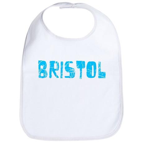 Bristol Faded (Blue) Bib