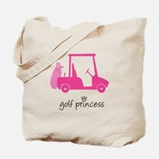 Golf Princess - Tote Bag