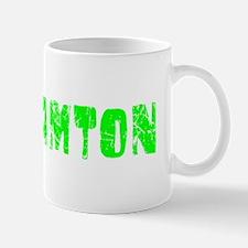 Binghamton Faded (Green) Mug
