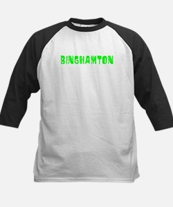 Binghamton Faded (Green) Tee
