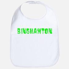 Binghamton Faded (Green) Bib