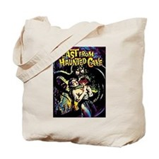 Beast From Haunted Cave Tote Bag