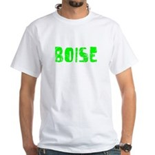 Boise Faded (Green) Shirt