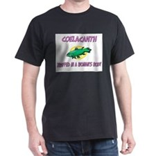 Coelacanth Trapped In A Woman's Body T-Shirt