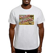 NORTH DAKOTA ND T-Shirt