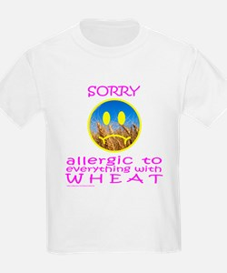ALLERGIC TO WHEAT T-Shirt