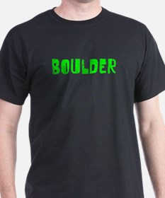 Boulder Faded (Green) T-Shirt