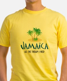 Jamaican Therapy - T