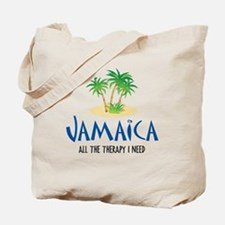Jamaican Therapy - Tote or Beach Bag
