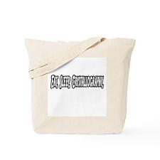 """""""Eat. Sleep. Crystallography. Tote Bag"""