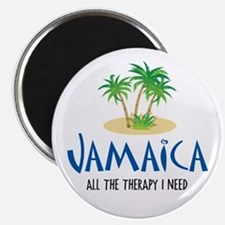 Jamaican Therapy - Magnet