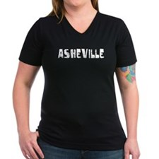 Asheville Faded (Silver) Shirt