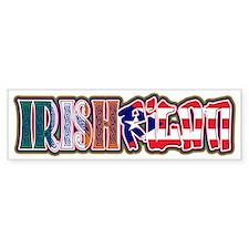 IrishRicanAgain! Bumper Bumper Sticker