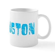 Burlington Faded (Blue) Mug