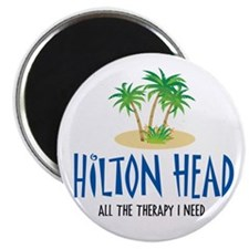Hilton Head Therapy - Magnet