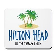 Hilton Head Therapy - Mousepad