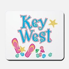 Key West Flip Flops - Mousepad