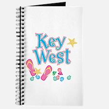 Key West Flip Flops - Journal