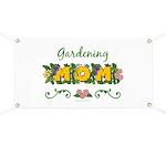 Gardening Mom Gardener Banner