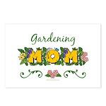 Gardening Mom Gardener Postcards (Package of 8)