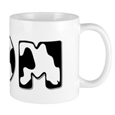 Cowspots Mom Mug