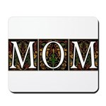 Vintage Decorative Mom Design Mousepad