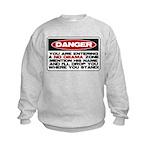 No Obama Zone Kids Sweatshirt